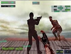 Jogo Battle Swat VS Mercenary Online Gratis