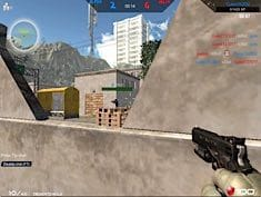 Jogo Army Force Firestorm Online